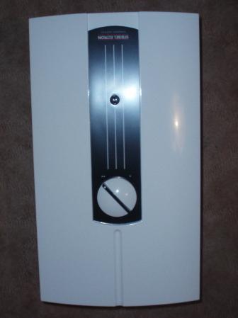 Ohřívač vody průtokový